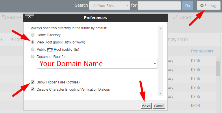 Enable Web Root Directory and Show Hidden Files Using Cpanel,wordpress stuck in maintenance mode,why does wordpress get stuck in maintenance mode,wordpress website stuck in maintenance mode