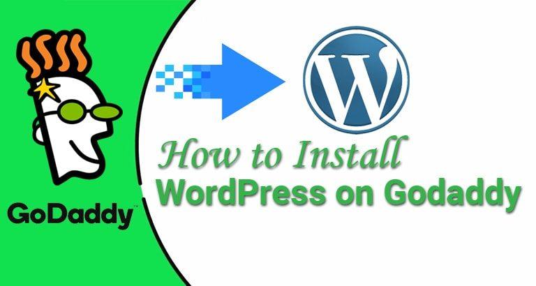 how to install wordpress on godaddy, Install wordpress theme on godaddy, setting up wordpress on godaddy