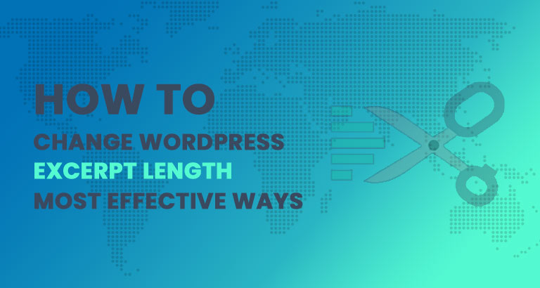 how to change wordpress excerpt length