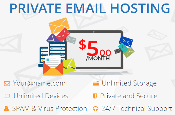 private e-mail hosting, mail hosting by interserver