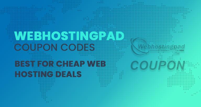 WebHostingPad Coupon Codes