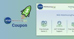 WebHostingPad Coupon Codes – Best for Cheap Web Hosting Deals