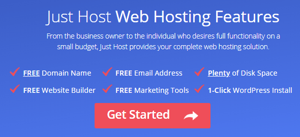 JustHost Web Hosting Overview