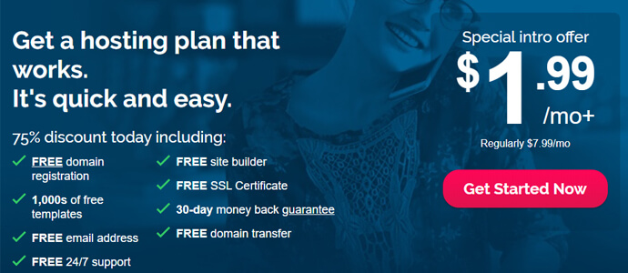 iPageweb hosting pricing plans, small business web hosting
