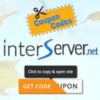 InterServer Coupon Codes