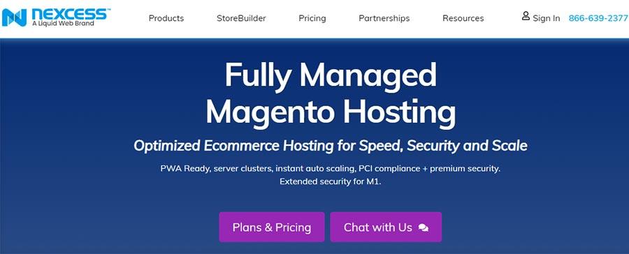 best magento hosting, managed magento hosting