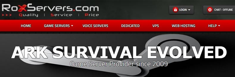 roxservers ark server hosting, ark xbox server hosting