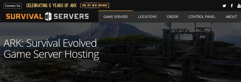 survivalservers ark hosting, best ark survival server hosting