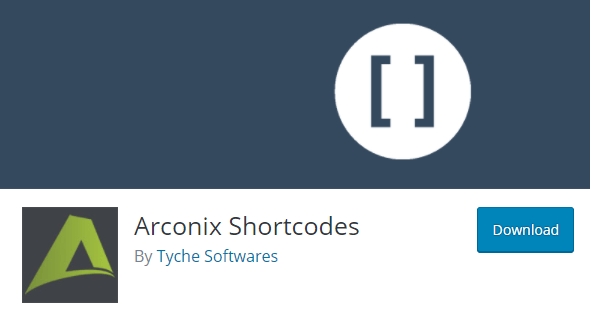 Arconix Shortcodes Plugin, accordion plugins for wordpress