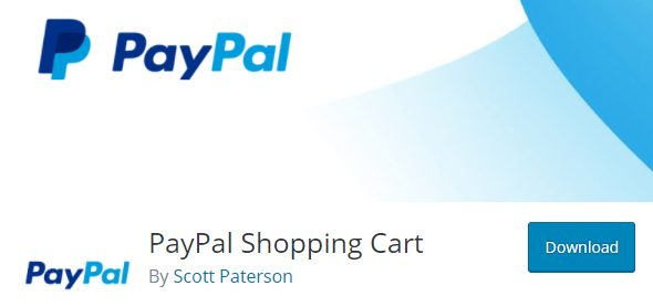 Easy Pay-Pal Shopping Cart