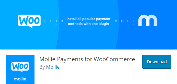 Mollie Payments for WooCommerce Plugins