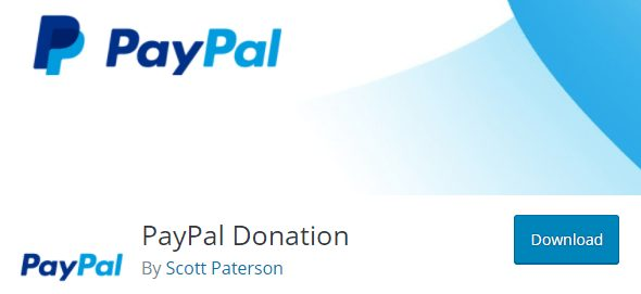 Pay-Pal Donation Plugins