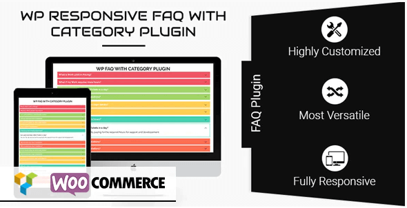 WP Responsive FAQ with Category Plugin, accordian plugins