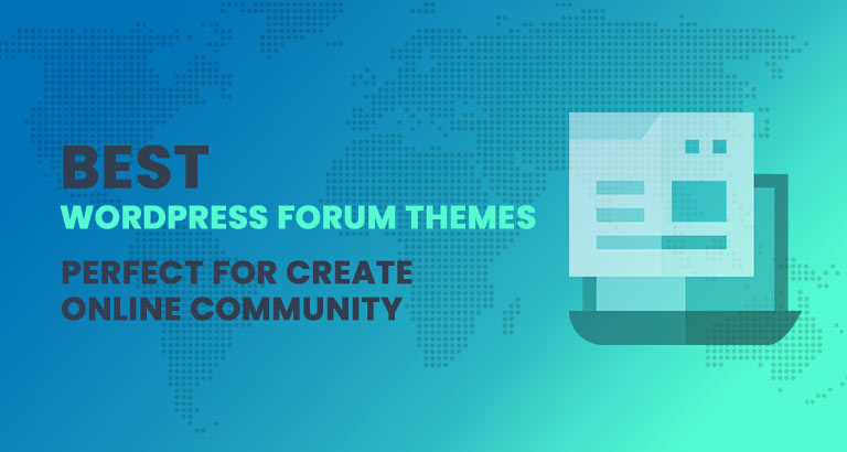 best wordpress forum themes