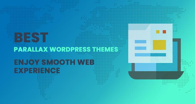 best wordpress parallax theme