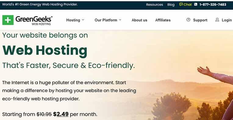 greenGeek-web-hosting