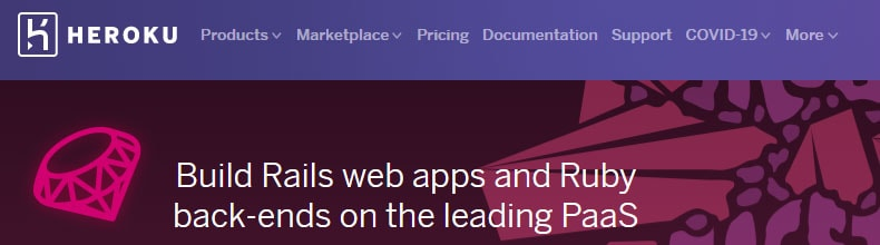 heroku Ruby on Rails Hosting plan, best ruby on rails web hosting