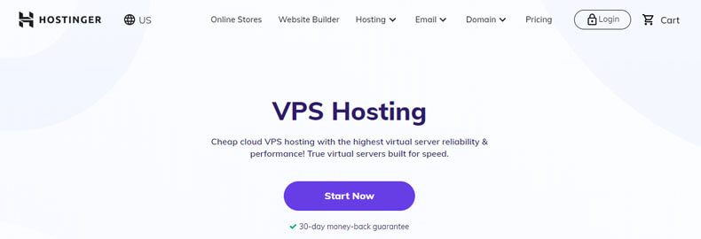hostinger vps hosting plan, best vps hosting plans