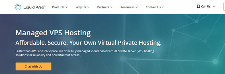 liquidweb vps hosting plan, best vps web hosting
