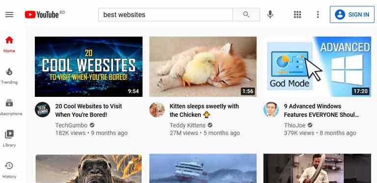 best video hosting websites