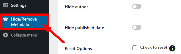 how to hide author in wordpress posts, choose plugin option