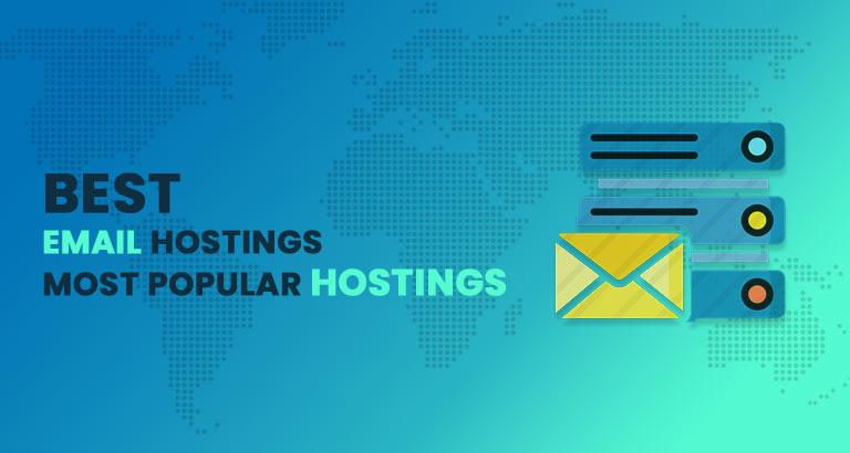 Best email hostings