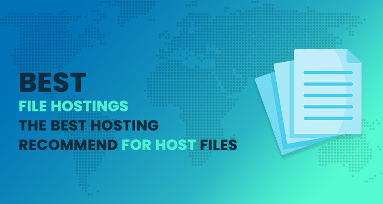 Best file hosting