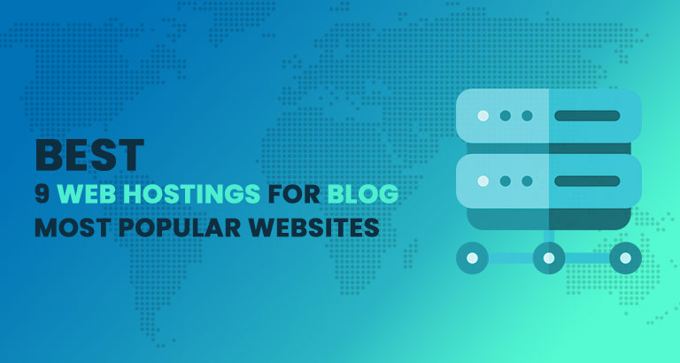 Best Web Hosting for Blogs