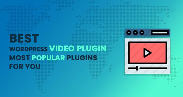 Best WordPress Video Plugin