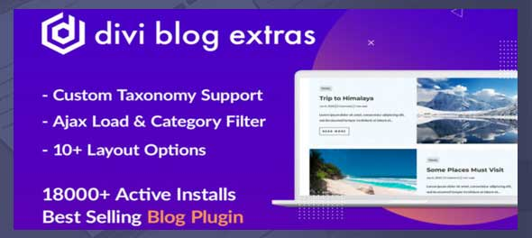 divi blog extra, best divi plugins