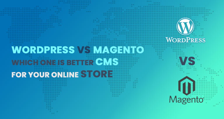 comparison between wordpress and magento