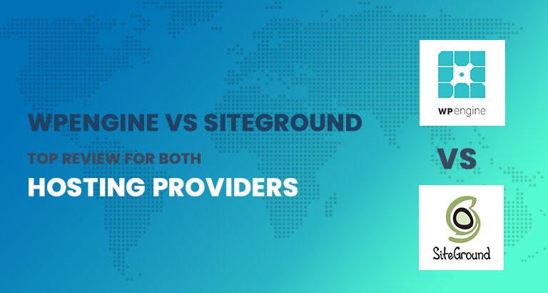 siteground vs wpengine