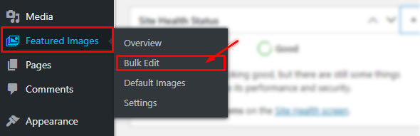 hide feature image in wordpress post