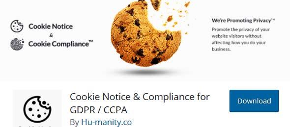 best cookie notice wordpress plugin