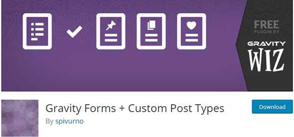 gravity form wordpress plugins