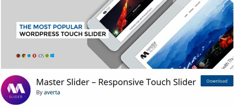best wordpress plugin slider