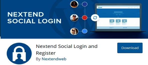 nextend social login & register plugins