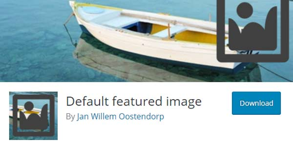 best featured image plugin for wordpress